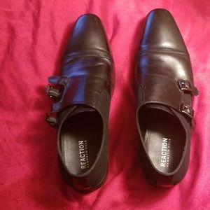 Men's Kenneth Cole Reaction up in smoke shoes